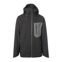 Ripcurl Rebound Fancy Jkt (JET BLACK)